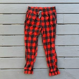 [ SOLD ] Aerie Pajama Pants Flannel Jogger